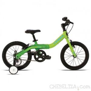 Da bo otroško kolo varno za vožnjo