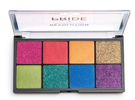 Revolution x Pride paleta sjenila - Spirit Of Pride Eyeshadow Palette