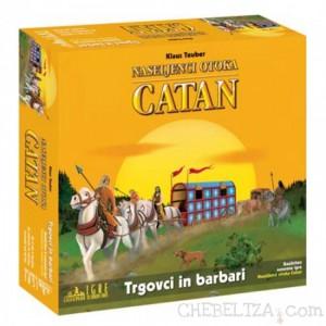 Družabna igra Naseljenci otoka Catan