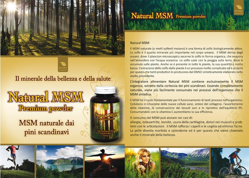 MSM bio