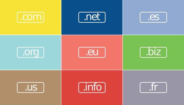 Izbira imena domene