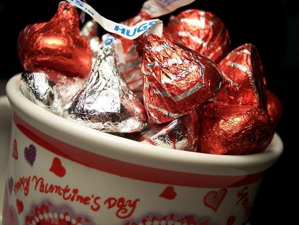 Darilo za Valentinovo