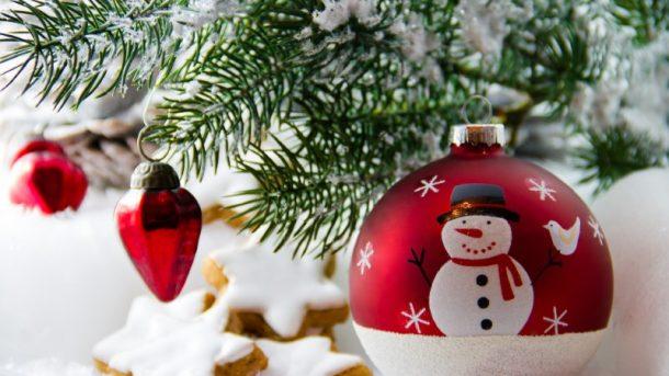 Božični okraski za jelko